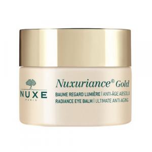 NUXE Rozjasňujúci očný balzam Nuxuriance Gold 15 ml