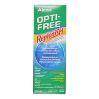 OPTI-FREE RepleniSH Roztok na kontaktné šošovky 300 ml