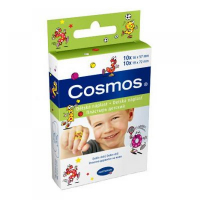 COSMOS Detská náplasť 20 kusov v 2 veľkostiach