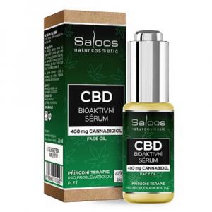 SALOOS CBD Bioaktívne sérum BIO 20 ml