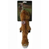 Skinneeez Hračka pes Liška pískacie 38cm