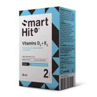 SMARTHIT IV Vitamíny D3+K2 roztok 30 ml