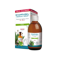 DR. WEISS Stopkašel Medical sirup pri kašli 150 ml
