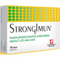 PHARMASUISSE Strongimun 15 tabliet