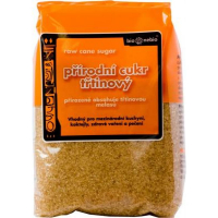 Surový prírodný trstinový cukor 1 kg