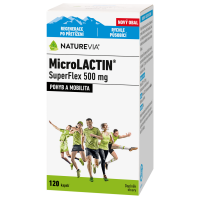 SWISS NATUREVIA MicroLACTIN SuperFlex 500 mg 120 tabliet