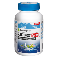 SWISS NATUREVIA Sleepnox forte 30 kapsúl