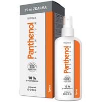 SWISS Panthenol premium spray s aloe 150 + 25 ml