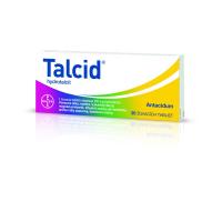 TALCID 500 mg 20 žuvacích tabliet