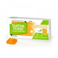 TANTUM VERDE Orange & Honey 3 mg x 20 pastiliek