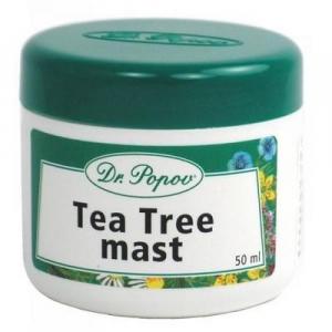 DR. POPOV Tea Tree masť 50 ml