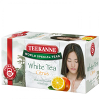 TEEKANNE WHITE TEA CITRUS SAC 20