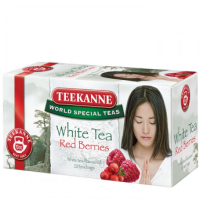 TEEKANNE WST WHITE TEA RED BERNES 20X1,25G