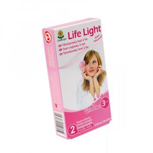 LIFE LIGHT Tehotenský test 2 kusy