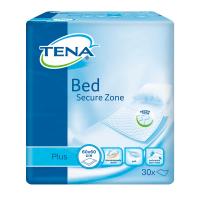TENA Bed Plus absorpčné podložky 60 x 60 cm 30 kusov
