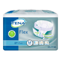 TENA Flex Plus Medium plienkové nohavičky 30 kusov