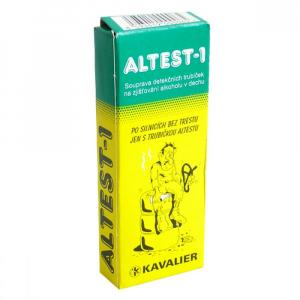 TEST ALKOHOL ALTEST-1 3KS (NDF-253219810901) 1x3 ks