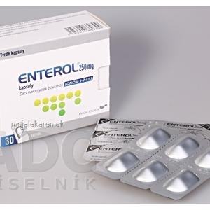 ENTEROL 250 mg kapsuly 30 ks