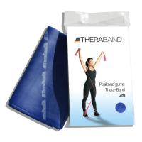 THERA-BAND Posilňovacia guma modrá - extra silná 2 m