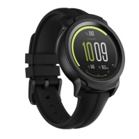 TICWATCH E2 Shadow Black športové hodinky