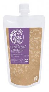 TIERRA VERDE Osviežovač vzduchu - BIO levanduľa - náhradná náplň 200 ml