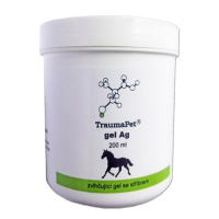 TRAUMAPET gel Ag 200 ml