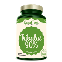 GREENFOOD NUTRITION Tribulus 90% 90 kapsúl