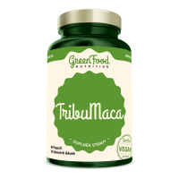 GREENFOOD NUTRITION TribuMaca 90 kapsúl