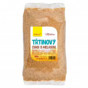 WOLFBERRY Trstinový cukor s melasou 1 kg