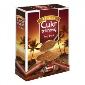 Trstinový cukor Very Dark - krabička 400g