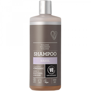 URTEKRAM BIO Šampón na objem rhassoul - marocký íl 500 ml