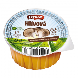 DRUID Vegetariánska nátierka S hlivou ustricovou 100 g