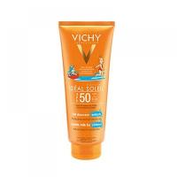 VICHY Idéal Soleil ochranné jemné mlieko pre deti na tvár a telo SPF 50 300 ml : Výpredaj