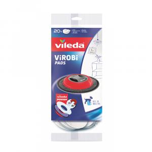 VILEDA Virobi Slim Náhradné elektrostatické utierky 20 ks