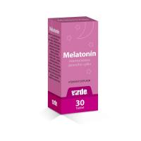 VIRDE Melatonín 30 tabliet