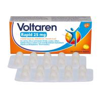 VOLTAREN RAPID CPS MOL 20 X 25MG