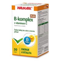 WALMARK B-komplex PLUS s vitamínom C 30 tabliet
