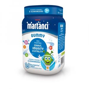 WALMARK Marťankovia Gummy Echinacea 20 mg 50 ks
