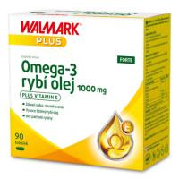 WALMARK Omega-3 rybí olej 1000mg 90 kapsúl