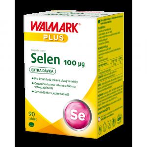 WALMARK Selén 100 µg 90 tabliet