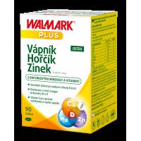 WALMARK Vápnik Horčík Zinok Osteo 90 tabliet