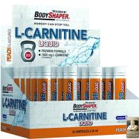 CARNIPURE L-Carnitine Liquid Weider - Peach ampulka 25 ml