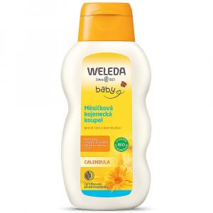 WELEDA Nechtíkový dojčenský kúpeľ 200 ml