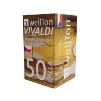 WELLION CALLA (Vivaldi) Testovacie prúžky 50 kusov