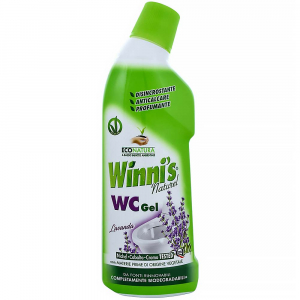 WINNI´S WC gél – hypoalergénny čistič WC 750 ml