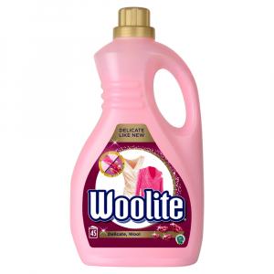 WOOLITE Delicate Wool Tekutý prací prášok 45 praní 2,7 l