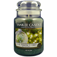 YANKEE CANDLE Classic The Perfect Tree veľká 623 g