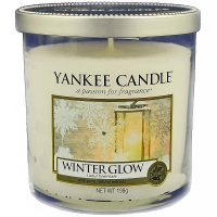 YANKEE CANDLE Winter Glow Décor malá 198 g