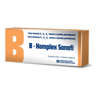 ZENTIVA B-komplex 30 dražé