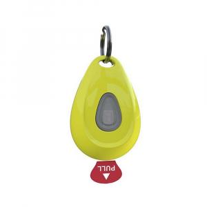 ZEROBUGS Ultrazvukový odpudzovač kliešťov a bĺch, žltý